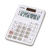 Calculadora Casio de Mesa Pequena 12 Digitos Branca Mx-12B-We-W-Dc 21726