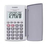 Calculadora de Bolso 8 Dígitos com Tampa Branca Hl-820Lv Casio 21721