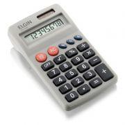 Calculadora de Bolso Solar / Pilha 8 Dígitos CB1483 Elgin 12697