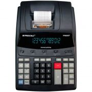 Calculadora de Mesa 12 Digitos Impressão Digital Procalc PR5000T 27229