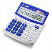Calculadora de Mesa 12 Digitos Azul MV-4125 24458