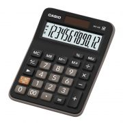 Calculadora de Mesa 12 Dígitos MX-12B Casio 22844