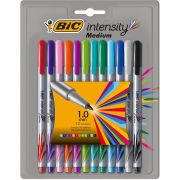 Caneta BIC Intensity Point Medium 1.0 12 Cores 970918 28254