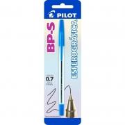 Caneta Esferográfica Azul BP-S 0.7mm Pilot 01736