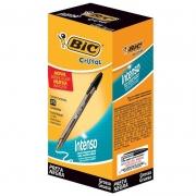 Caneta Esferografica Bic Cristal Bold 1.6 25 Un. Preta 884639 24806