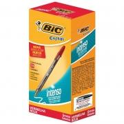 Caneta Esferográfica Bic Cristal Bold 1.6 25 Un. Vermelho 892011 24805