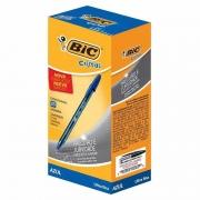Caneta Esferográfica BIC Cristal Ultra Fine 0.7 Azul 25 Un. 902488 21057