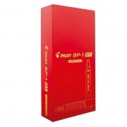 Caneta Esferográfica Pilot BP-1 RT Grip 1.0mm Vermelha 12 Un. 22383