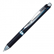 Caneta Gel Pentel Energel Tinta Permanent 0.7 Azul Blp77-C 23958