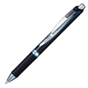 Caneta Gel Pentel Energel Tinta Permanent 0.7 Preta Blp77-A 23959