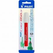 Caneta Hidrográfica Vermelha Color 850 Junior Pilot 12386