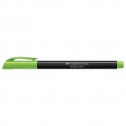 Caneta Pen Brush Faber-Castell Supersoft Verde Hsoft/Vd 28880