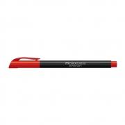Caneta Pen Brush Faber-Castell Supersoft Vermelho Hsoft/Vm 28881