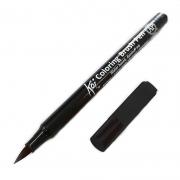 Caneta Pen Brush Sakura Koi Coloring Brush Preto XBR49 27384