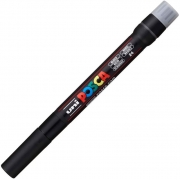 Caneta Posca Brush PCF 350 Preto 45.1800 29315