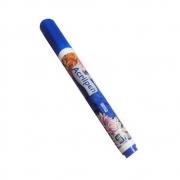 Caneta Tecido Acrilex Acrilpen Azul Turquesa 501 04053