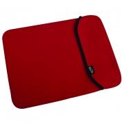 Capa Case Para Notebook Newlink 14'' Vermelha SL203 30177