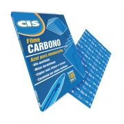 Carbono Filme Azul Manual Caixa Com 100 Fls 30.2000 CiS 23643