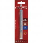 Carga Crown Rollerball Azul Ca22007A 28439