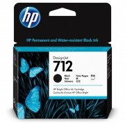 Cartucho de Plotter HP 712 3ED70A Preto 29691