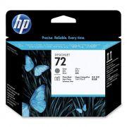 Cabeça de Impressão HP 72 C9380A Preto Fotográfico e Cinza 11283
