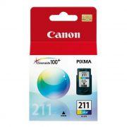Cartucho de Tinta Canon CL-211 Colorido 14679