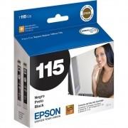 Cartucho de Tinta Epson T115126-BR Preto 16872