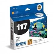 Cartucho de Tinta Epson T117120-BR Preto 16336
