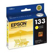 Cartucho de Tinta Epson T133420-BR Amarelo 16343