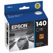 Cartucho de Tinta Epson T140120-BR Preto 16851