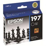 Cartucho de Tinta Epson T197120-AL Preto 27111