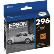 Cartucho de Tinta Epson T296120-BR Preto 22424