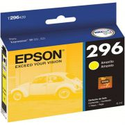 Cartucho de Tinta Epson T296420-BR Amarelo 22429