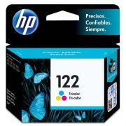 Cartucho HP 122 Colorido Original (CH562HB) 15486