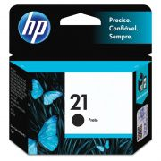 Cartucho HP 21 Preto Original (C9351AB) 13464
