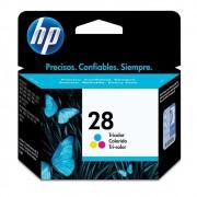 Cartucho de Tinta HP 28 C8728AL Colorido 02908