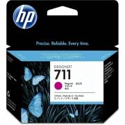 Cartucho de Plotter HP 711 CZ135AB Magenta (Pack Com 3 Un) 25784