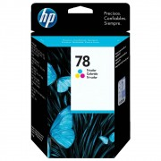 Cartucho de Tinta HP 78 C6578DL Color 00495