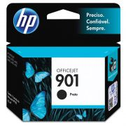 Cartucho HP 901 Preto Original (CC653AB) 17340