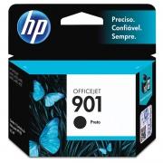 Cartucho HP 901 Preto Original (CC653AB) 17340