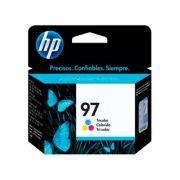Cartucho de Tinta HP 97 Colorido C9363WL 07301