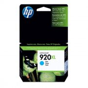 Cartucho de Tinta HP 920XL CD972AL Ciano 13739