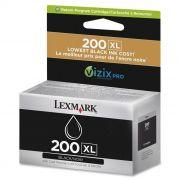Cartucho de Tinta Lexmark 200 XL 14L0174 Preto 18012