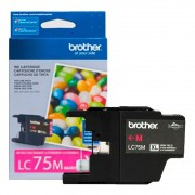 Cartucho de Tinta Original Brother LC75M Magenta 16784