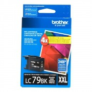 Cartucho de Tinta Original Brother LC 79BK Preto 16668