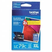 Cartucho de Tinta Original Brother LC 79C Ciano 16669