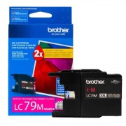 Cartucho de Tinta Original Brother LC 79M Magenta 16671