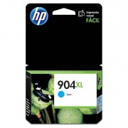 Cartucho HP 904 XL Ciano Original (T6M04AL) 25754