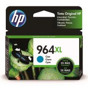 Cartucho HP 964 XL Ciano Original (3JA54AL) 27187