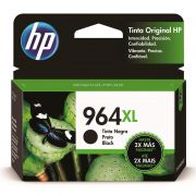 Cartucho HP 964 XL Preto Original (3JA57AL) 27190